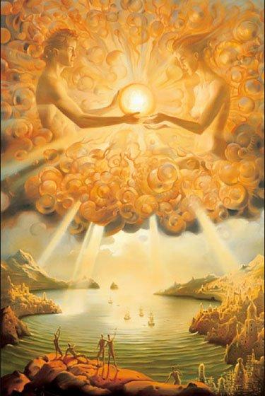 Sun Twin flames