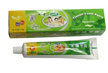 Tianshi-toothpaste