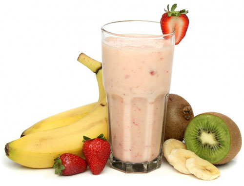 Banana-Kiwi-Strawberry-Smoothie