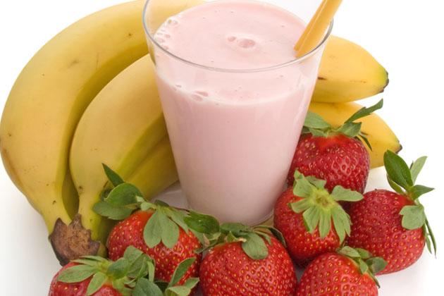 StrawberryBananaSmoothie