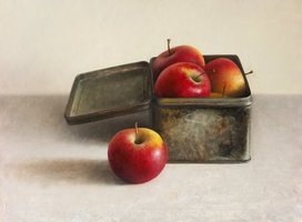 Apples_in_cookie_box_by_josvanr