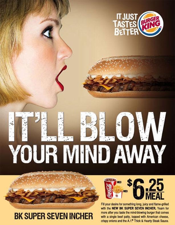 Реклами като тази например! Без коментар...