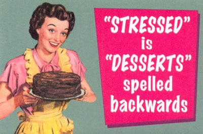 desserts - STRESS