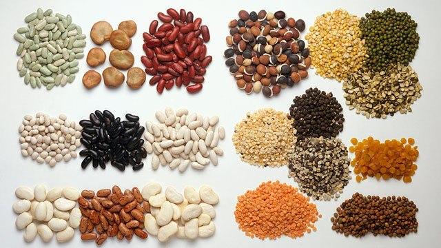 Бобови, зърнени, варива