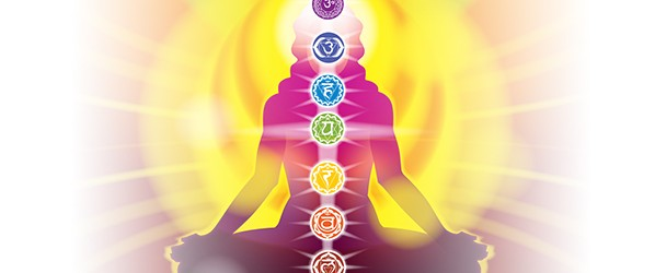 Chakras light
