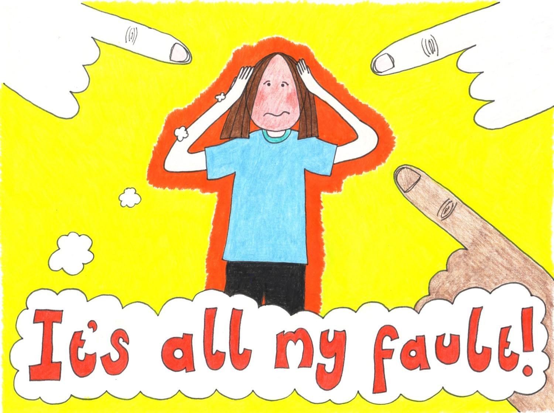 """Типична фраза за интровертите: """"Всичко е по моя вина!"""""""
