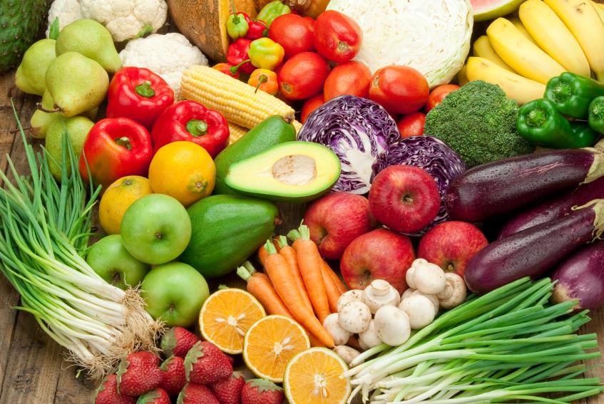 Raw food abundance
