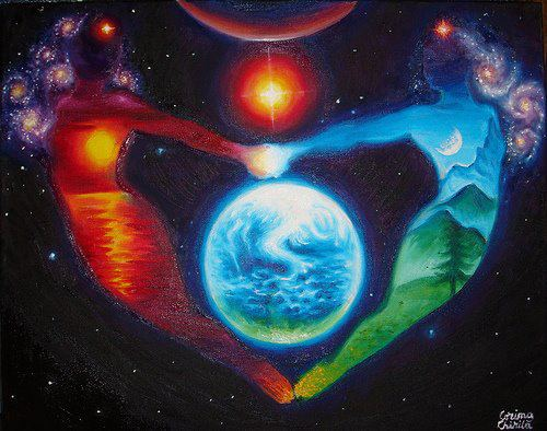 Twin Flame Sacred Divine Unity 3