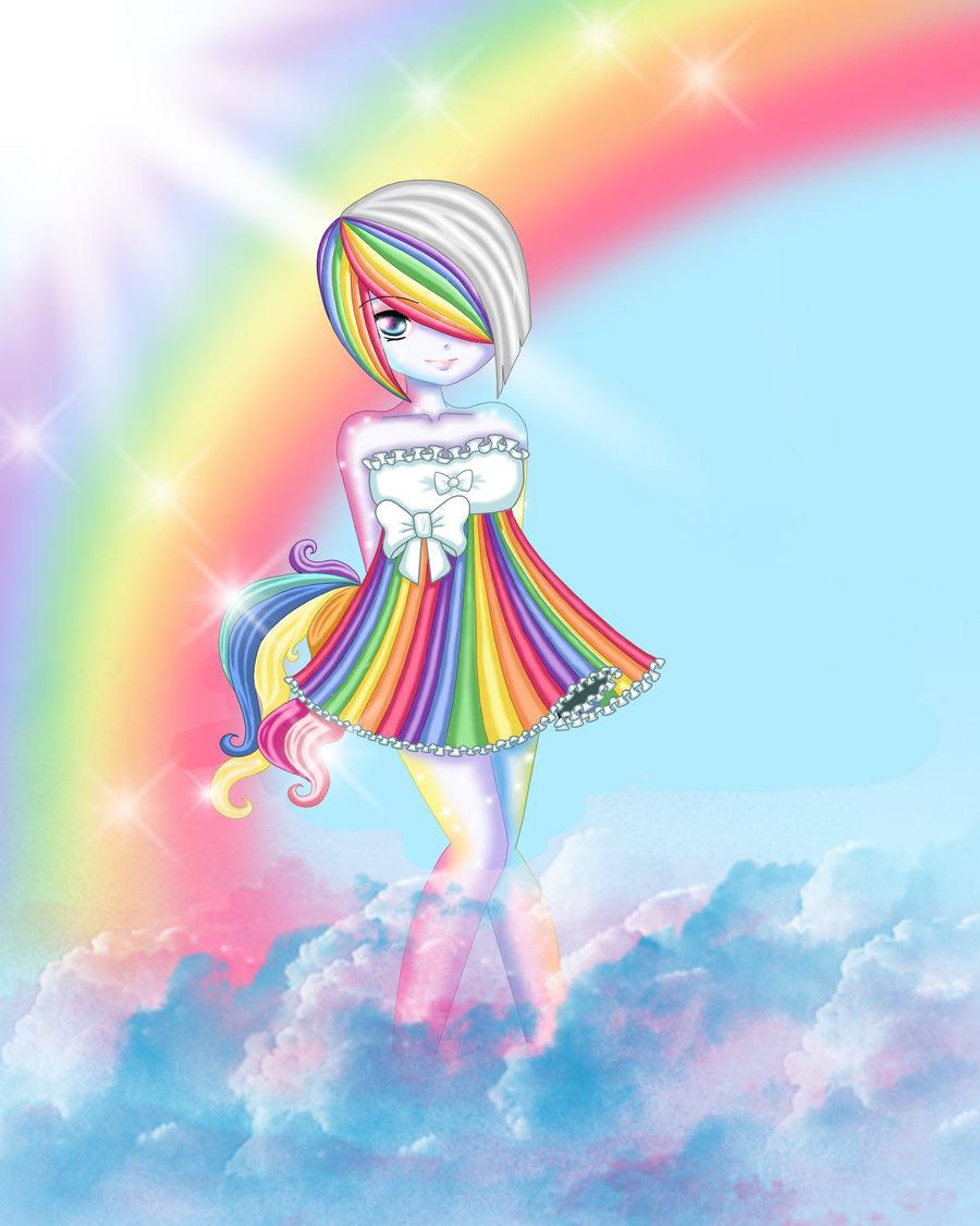 The_rainbow_girl