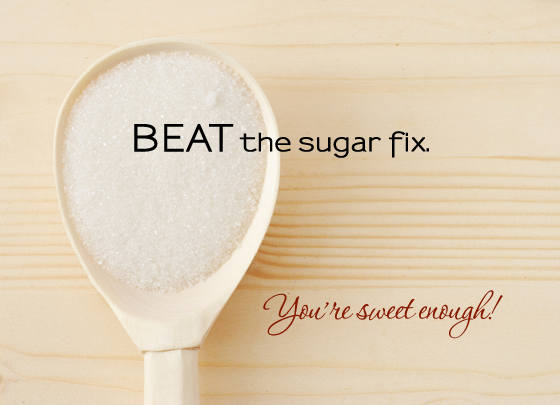 Beat the sugar fix!