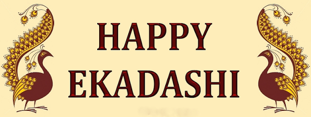 HAPPY EKADASHI