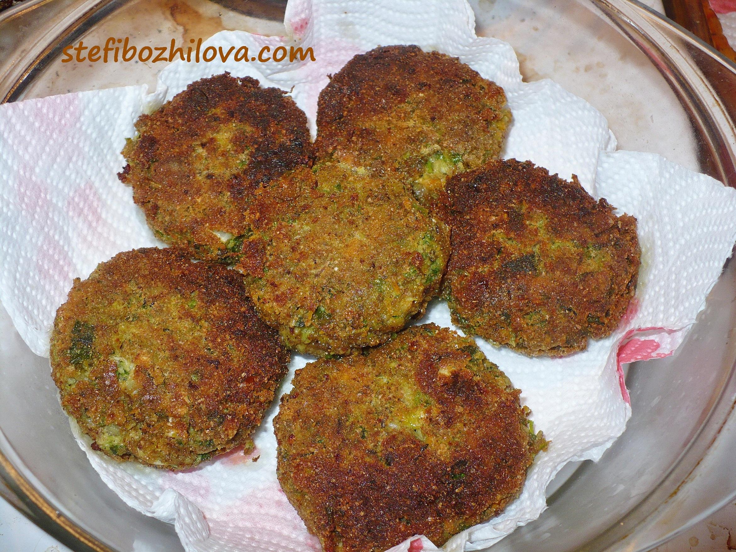 Lentils fried balls 3