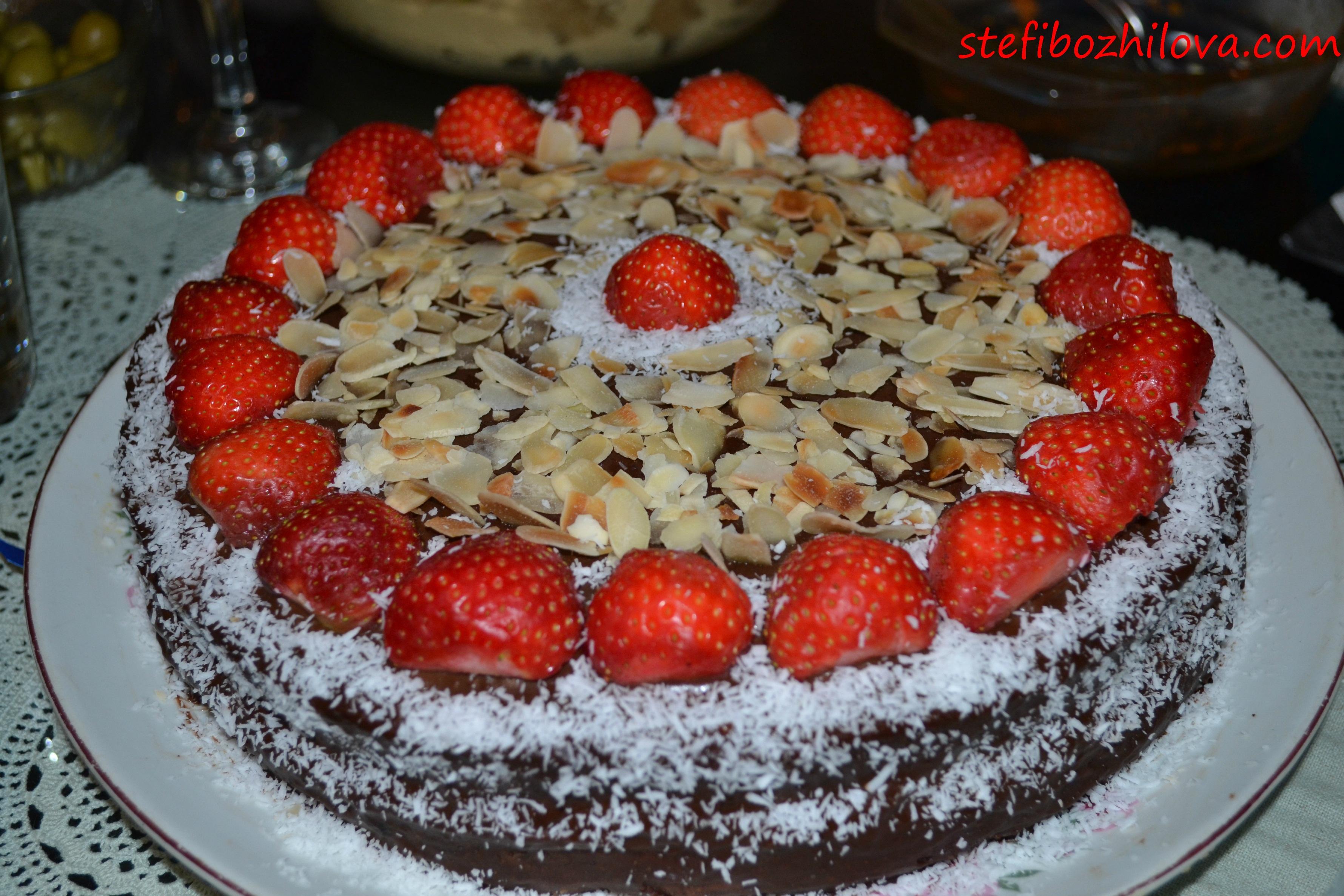 Vegan cake 2