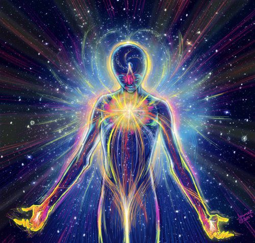 Being of Light and Energy