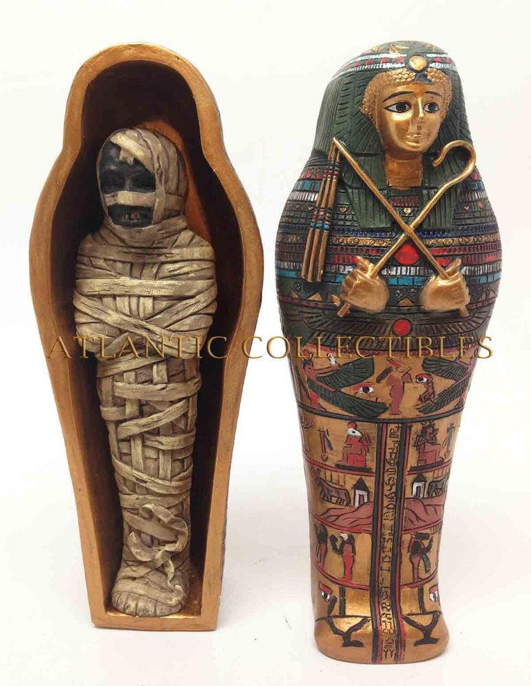 Pharaoh sarcophagus
