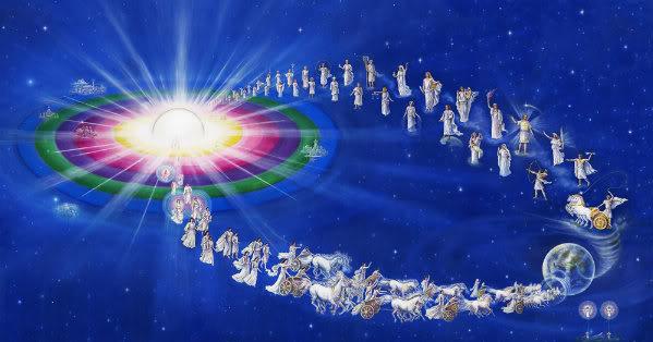 White celestial brotherhood